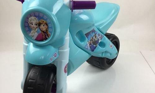 Детски мотор Feber Ride-On Frozen  Елза Анна Олаф