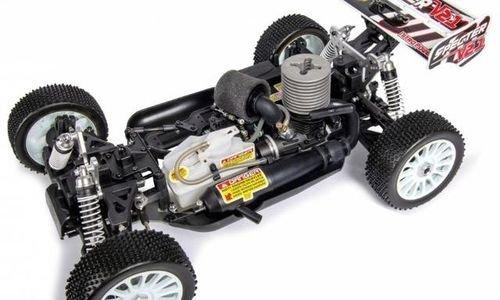 Радио управляема количка с нитро мотор Carson Spec