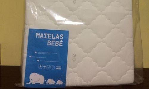 Детски матрак двулицев Matelas Bebe 120/60/9 см 20