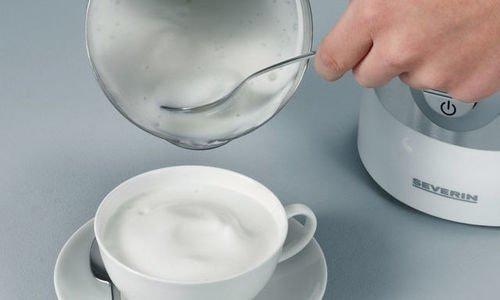 Кана за млечна пяна Severin SM 9685 пенообразувате