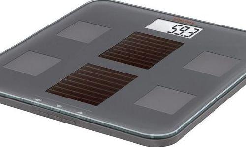 Електронен кантар Soehnle 63342 за баня стъклен Из