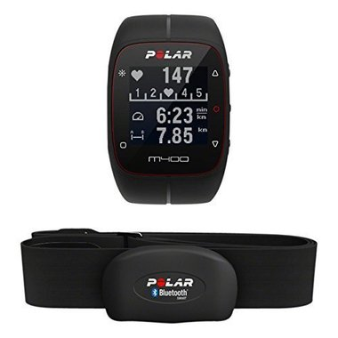 Часовник Polar M400 + Polar H7 Heart Rate Сензор с