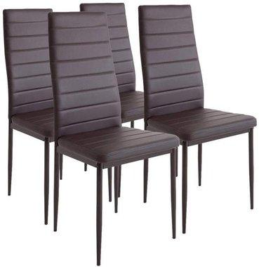 Трапезен стол комплект 4 броя Albatros 2701 стол к