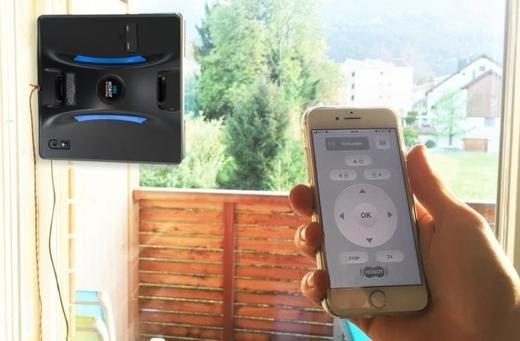 Робот за миене на прозорци Hobot 288 Smartbot 72W