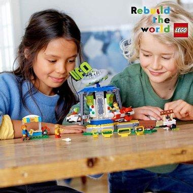 Конструктор Lego 31095 3в1 Lego Creator Лего Върте