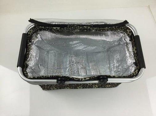 Сгъваема термо кошница Faltbarer Thermo-Einkaufsko