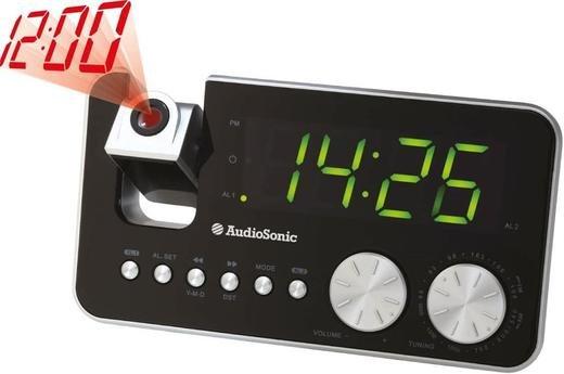 Радиочасовник с проектор MT logic CL 1484 5 W