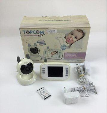 Видео бебефон TOPCOM KS 4246