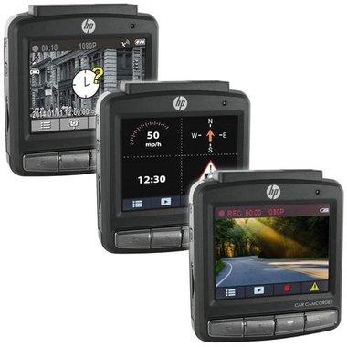 Видеорегистратор HP F310 FULL HD 1080mp 720mp