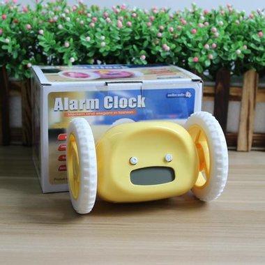 Бягащ будилник HappyToy Digital Alarm Clock часовн