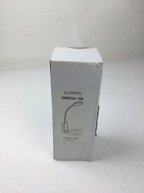 LED стенна лампа Aluminor Omega 100 B Wall Light 100 lm 5.5 W сензорна с USB зареждане