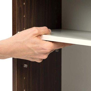 Дървена Етажерка Iris UB-6035 библиотека нощно шка