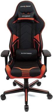 Офис стол DXRacer RV131NR Геймърски стол с възглав
