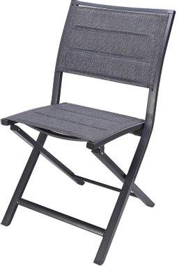Градински комплект маса и два сгъваеми стола