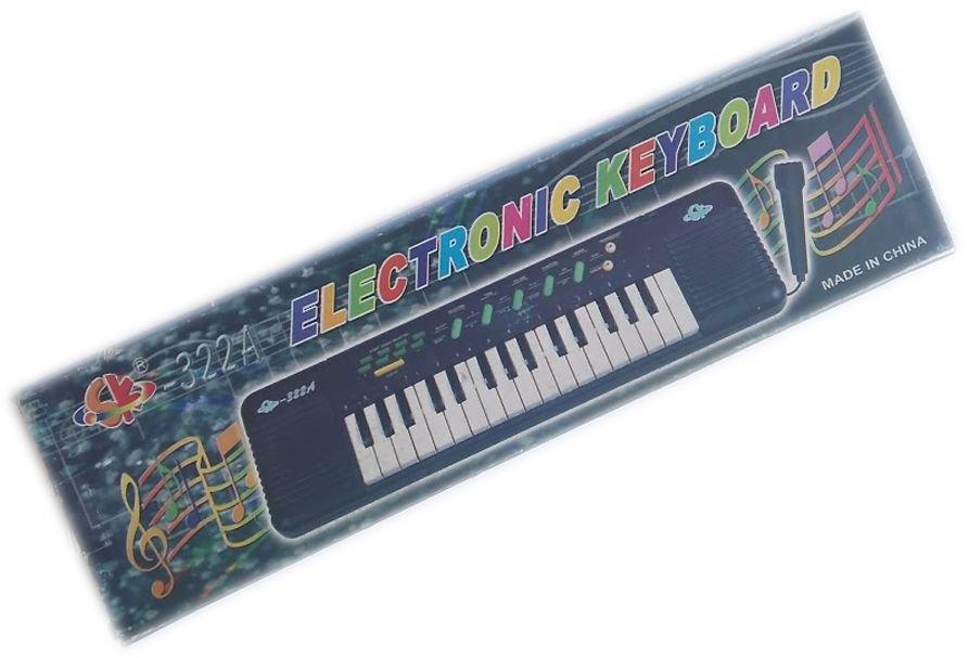 Детска играчка Йоника с 32 клавиша и микрофон 322.