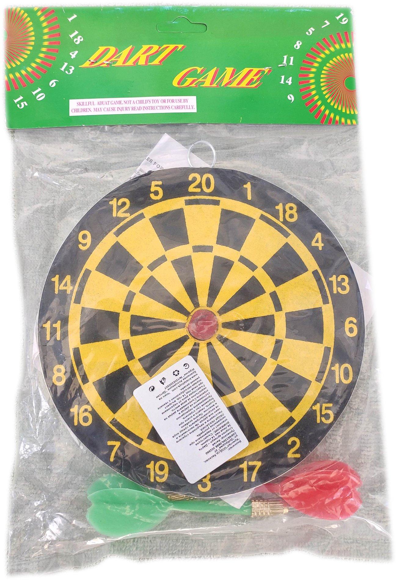 Детски комплект Дартс 15 среден комплект със стрели