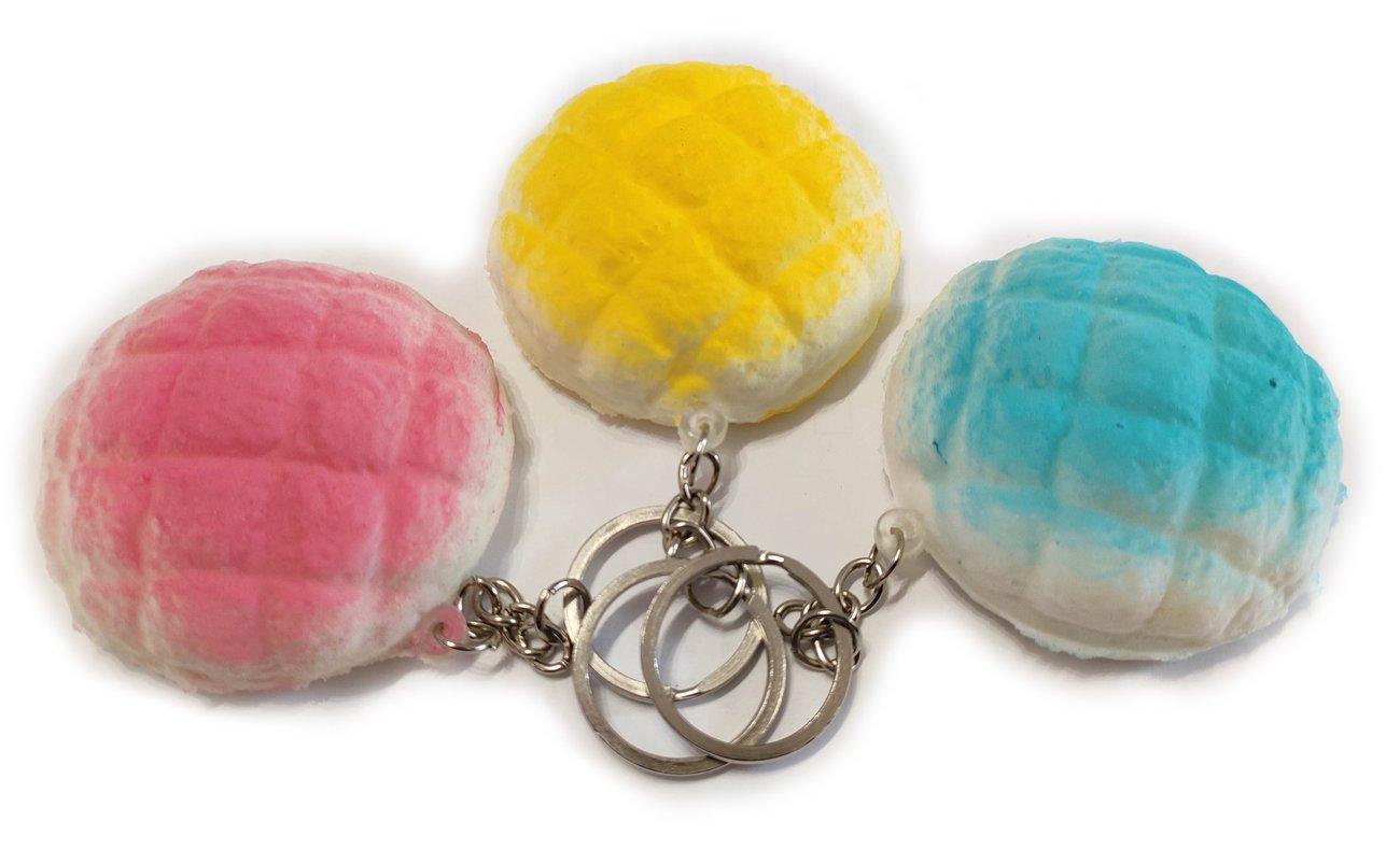 Детска играчка Скуиши SQUISHY - Цветно кремче.