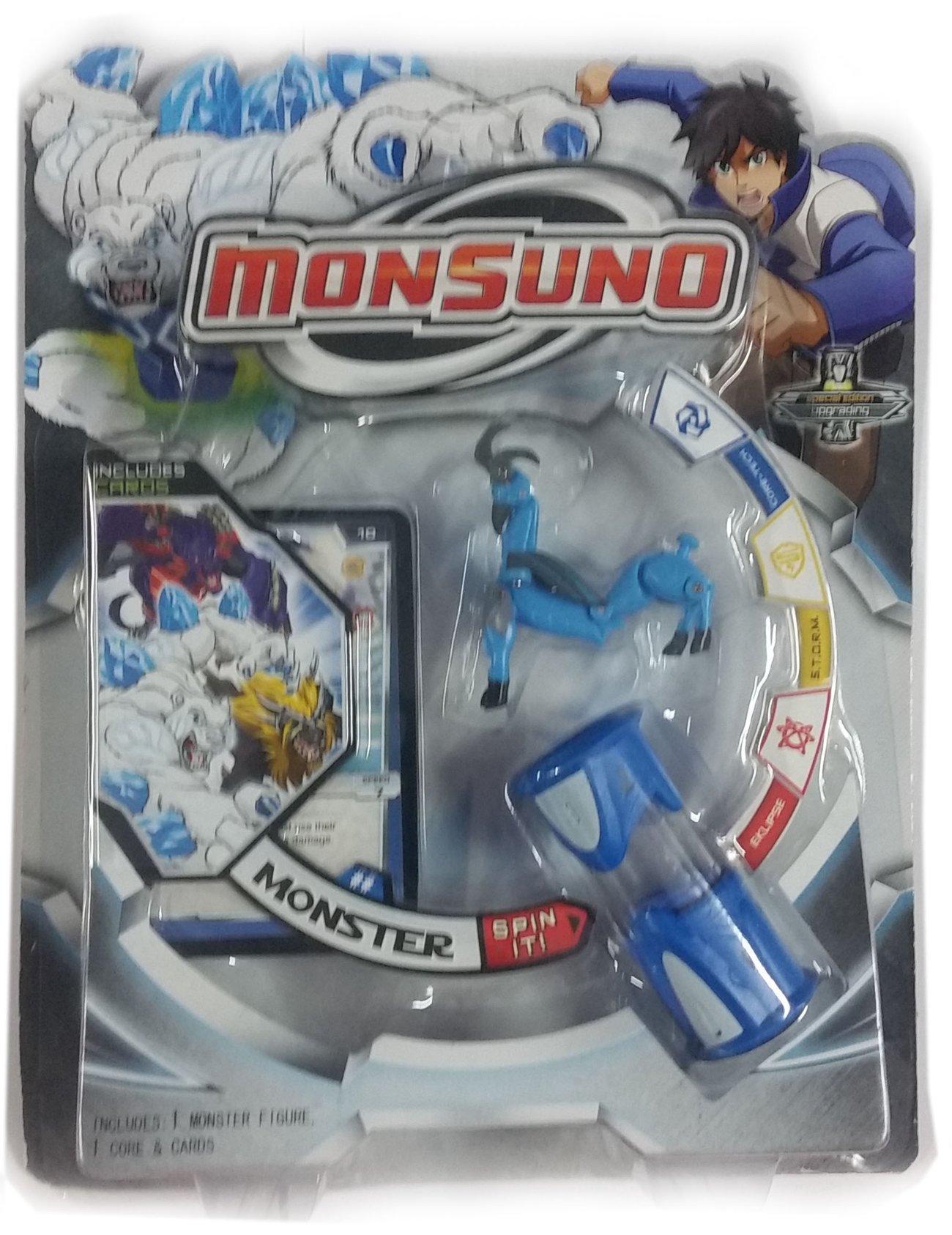 Детска играчка Монсуно, Вълнуващо приключение, смели герои, силни чудовища - Monsuno 8803/2