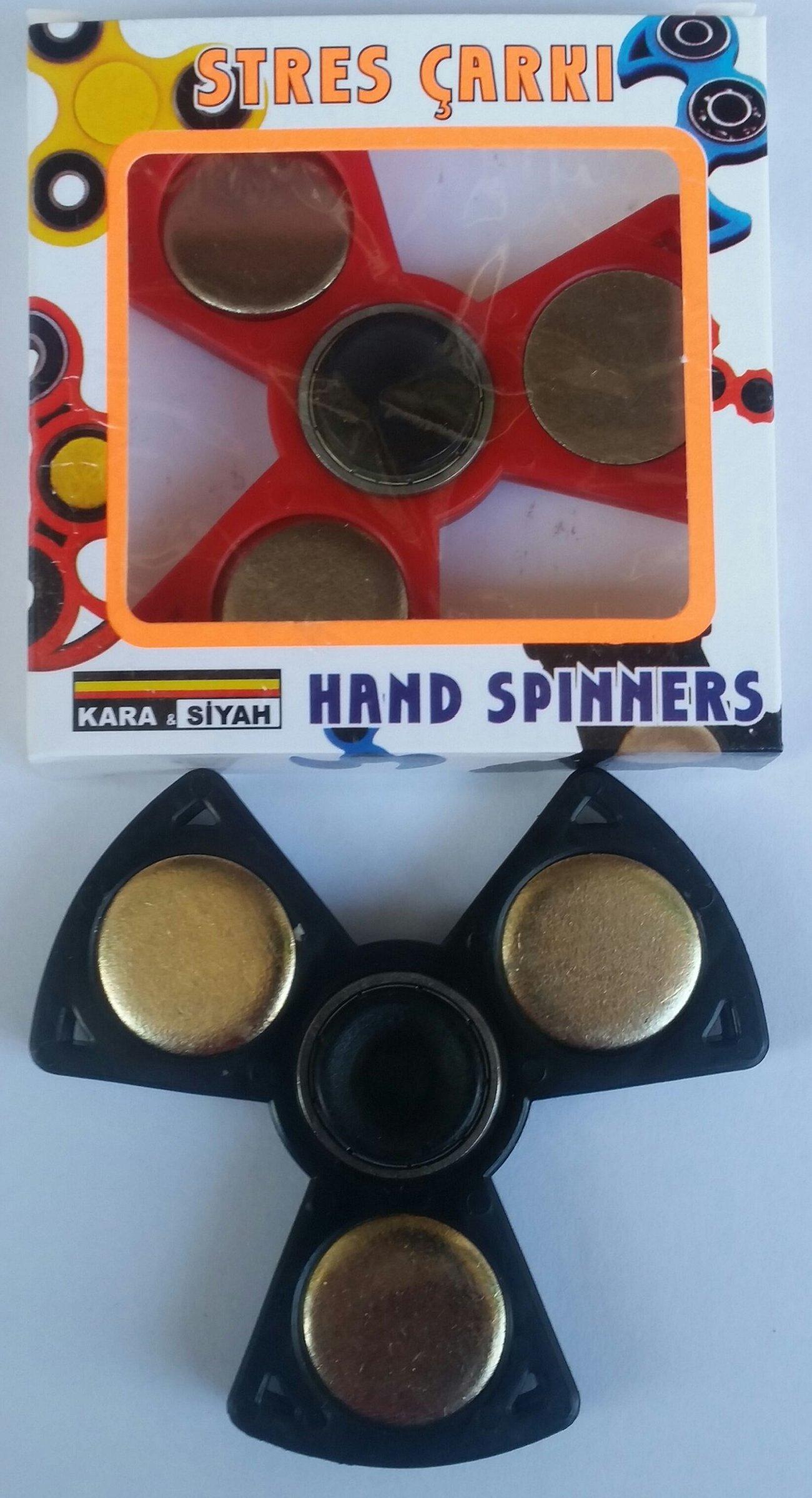 Ръчни Спинери Хенд Спинери Stress Spinner Спинер с метал