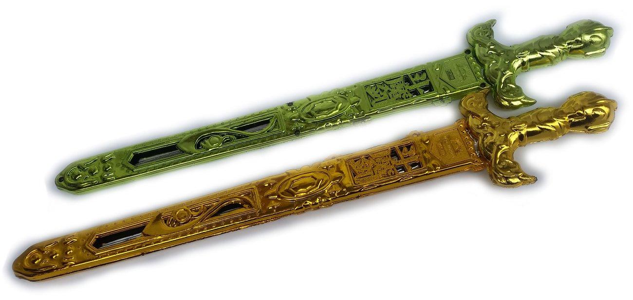 Детска играчка Рицарски лъскав меч