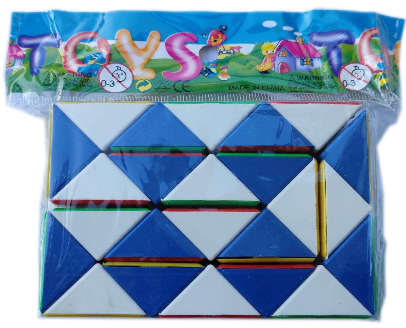 Детска занимателна игра Магическо кубче конструктор