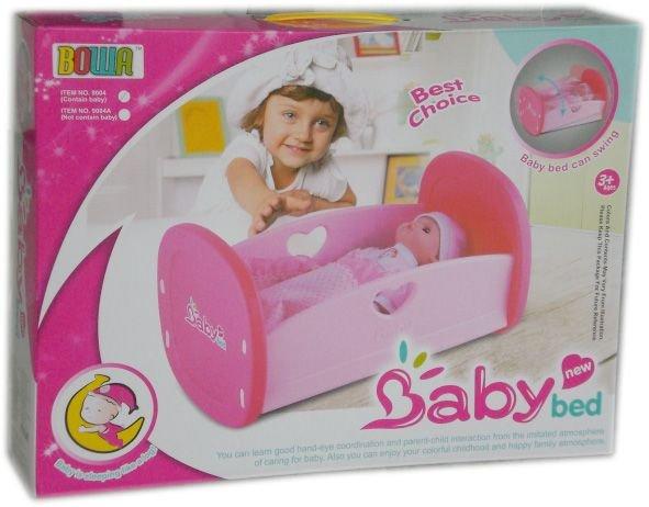 Детска играчка - Комплект Люлка за бебе.