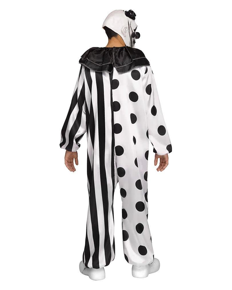 Костюм на клоун убиец Fun World Killer Clown L облекло лош клоун злодей