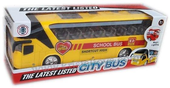 """Детска играчка Автобус Училищен автобус """"School Bus"""""""