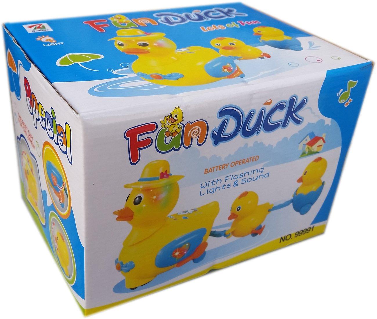 Детска занимателна играчка Семейство Патета