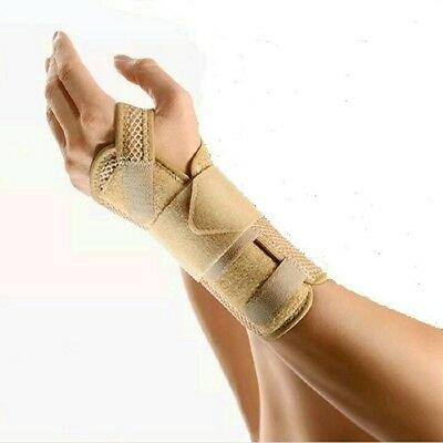 Стабилизираща ортеза за китка Bort Medical ManuStabil XL за лява ръка