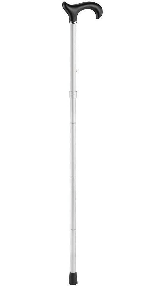 Сгъваем бастун Ossenberg с регулируема височина до 100 кг алуминиев