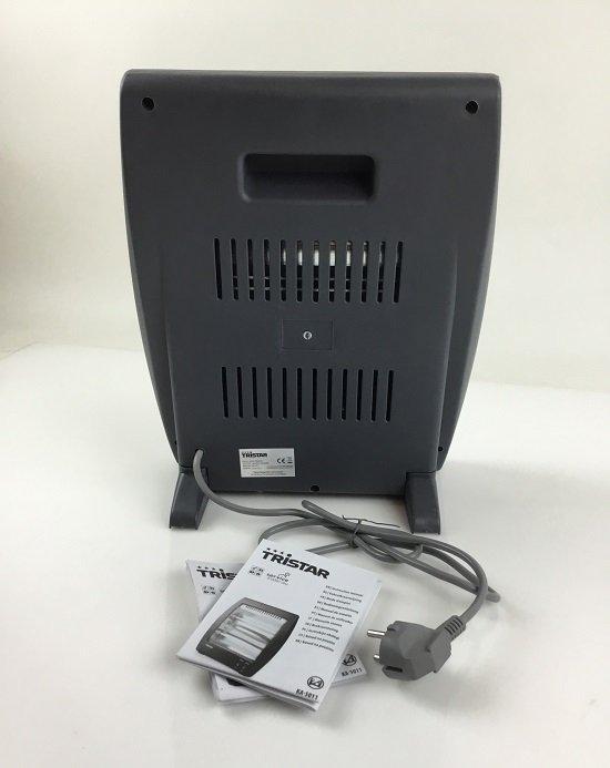 Халогенна печка Tristar KA-5011 800 W електрическа кварцова отоплителен уред