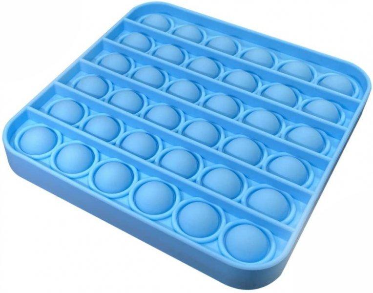 Антистрес детска играчка Фиджет Попит FIDGET POP IT с форма на квадрат, квадратен Попит.