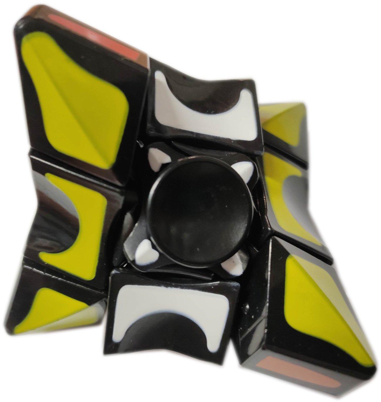 Антистрес детска играчка Фингър Рубик кубче пъзел