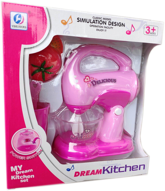 Детска играчка Миксер с аксесоари Dream Kitchen