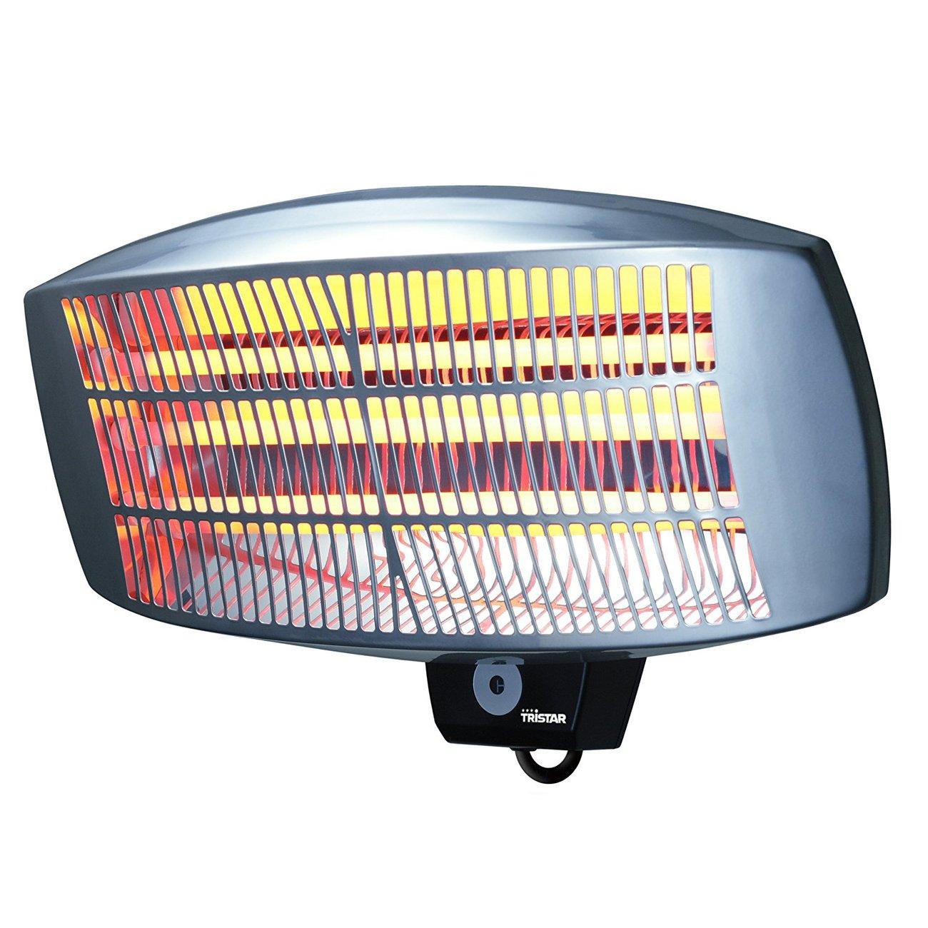 Външен отоплителTristar KA-5283 2000 WКварцова печка