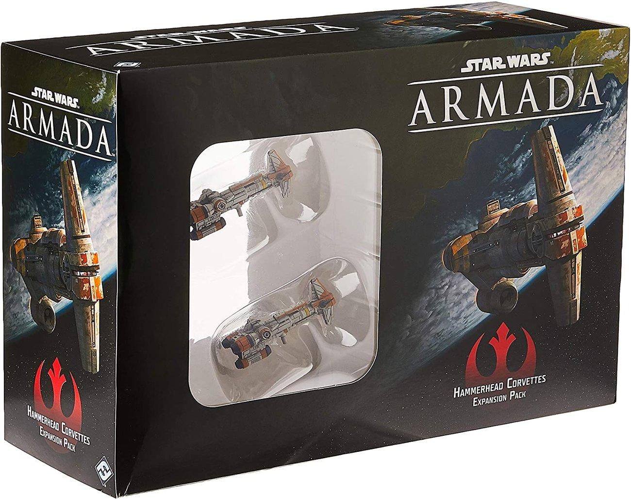 Детска играчка Star Wars Armada Hammerhead Corvette SWM27 колекционерска игра