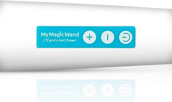Ръчен масажор My Magic Wand Massager вибриращ масажор вибромасажор