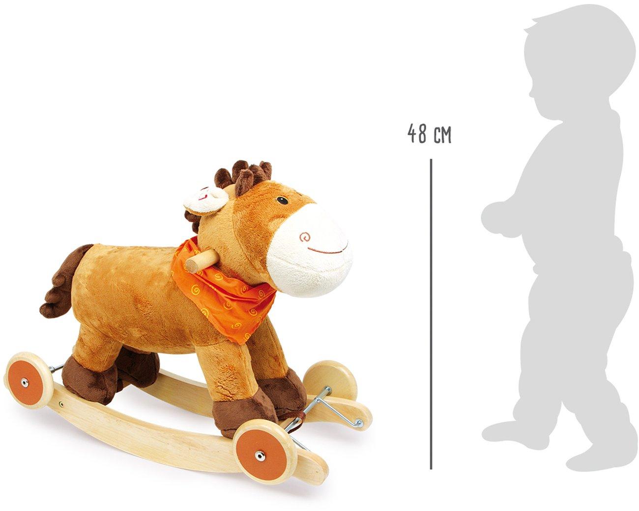 Детска люлка конче 2в1 Legler Small Foot 3209 2020172