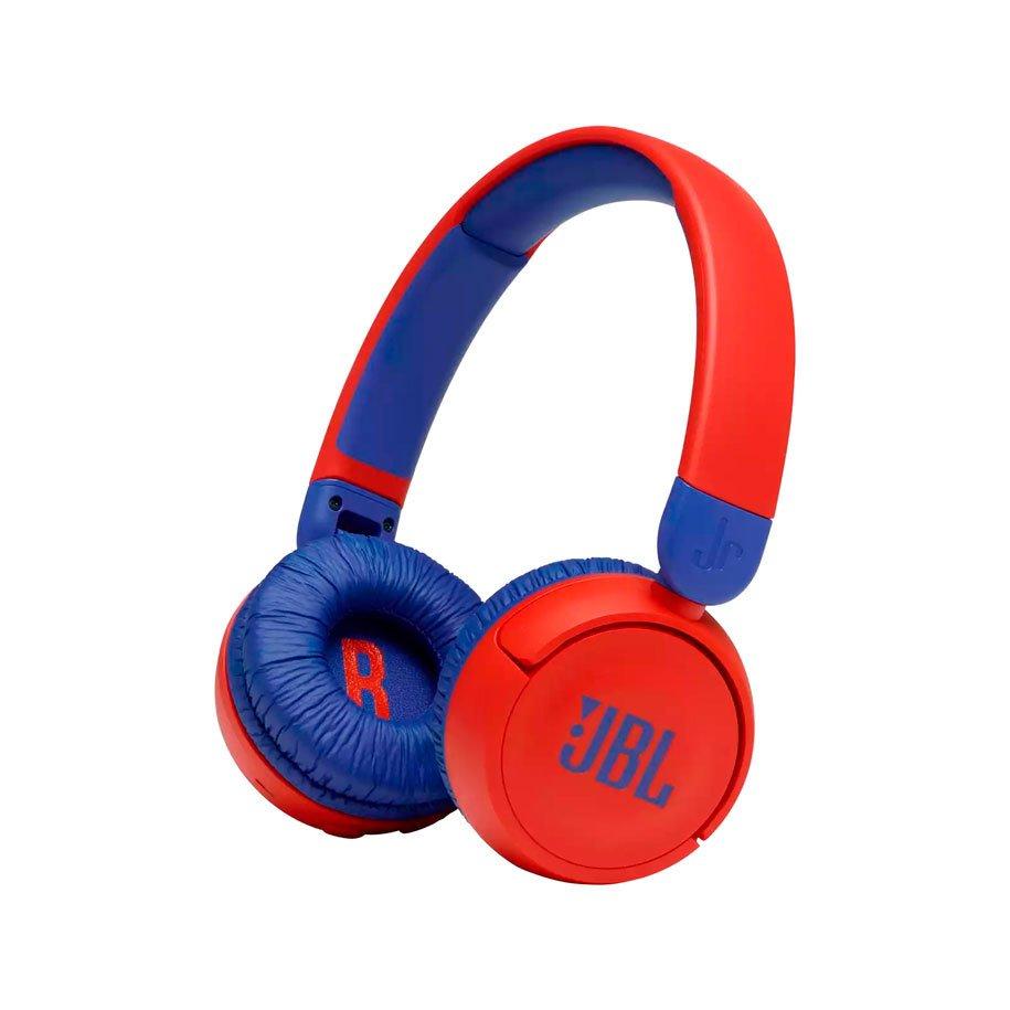 Стерео слушалки JBL JR310BT KIDS RED