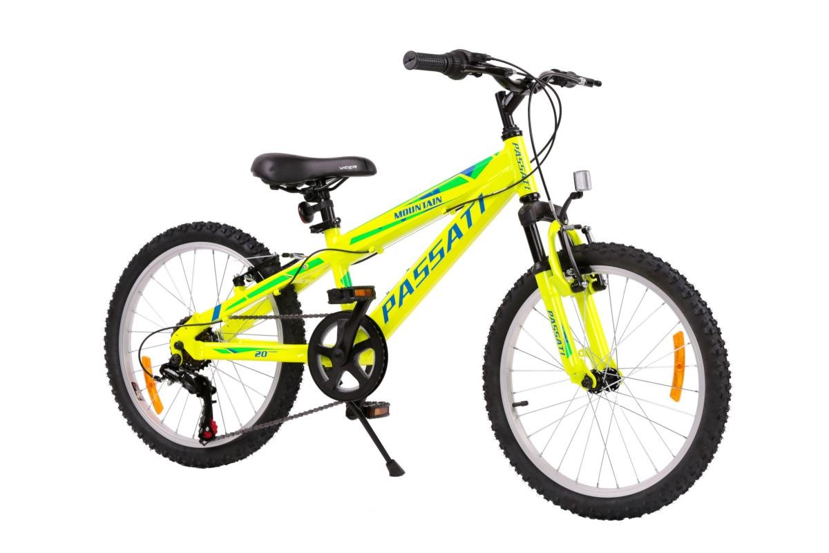 "Алуминиев MTB Велосипед Passati 20"""