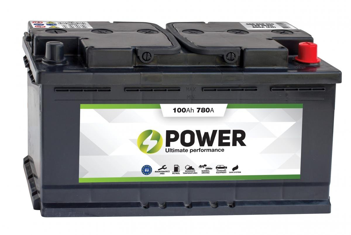 Акумулатор 12V S POWER 100Ah