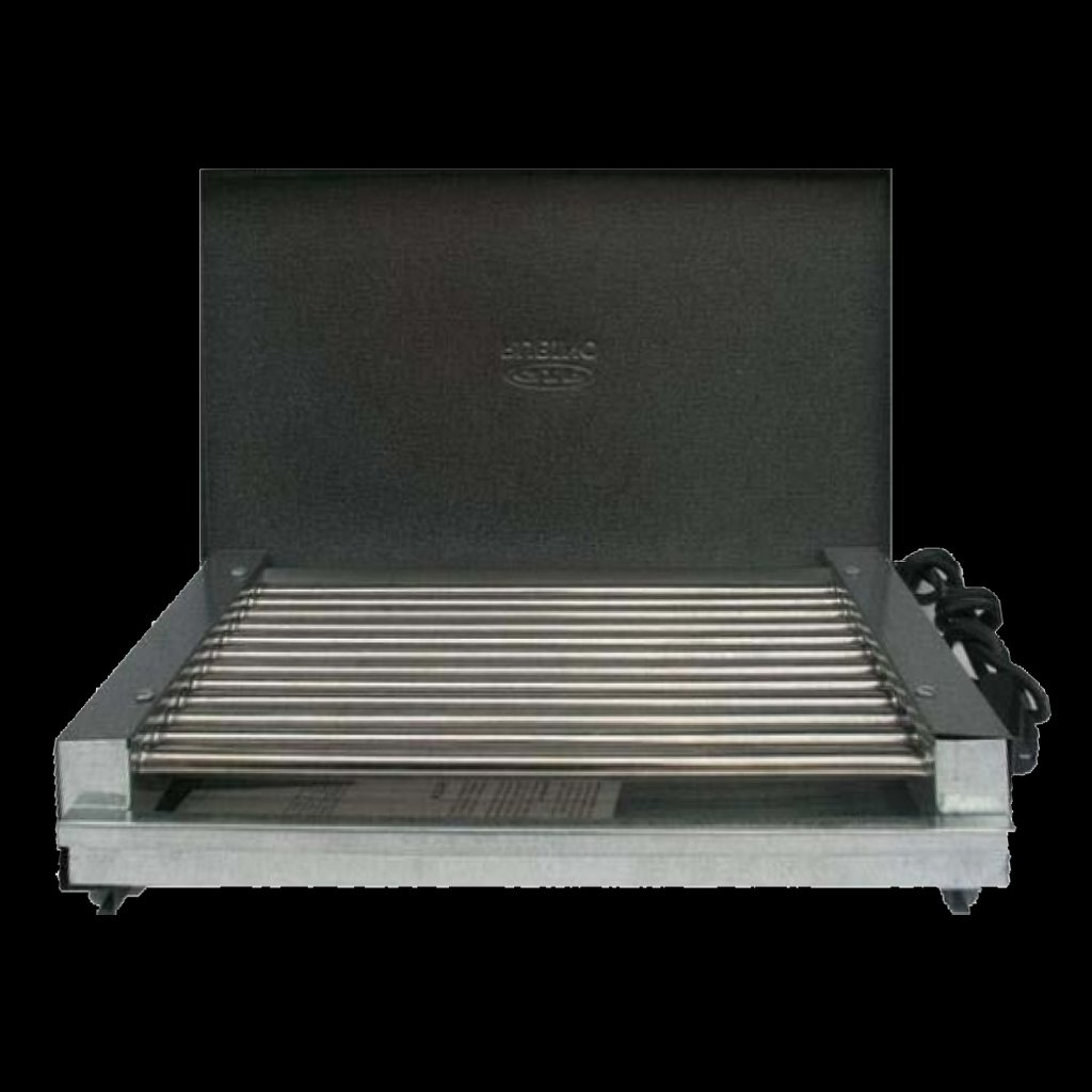 Електрическа скара с капак RUBINO 1600 W