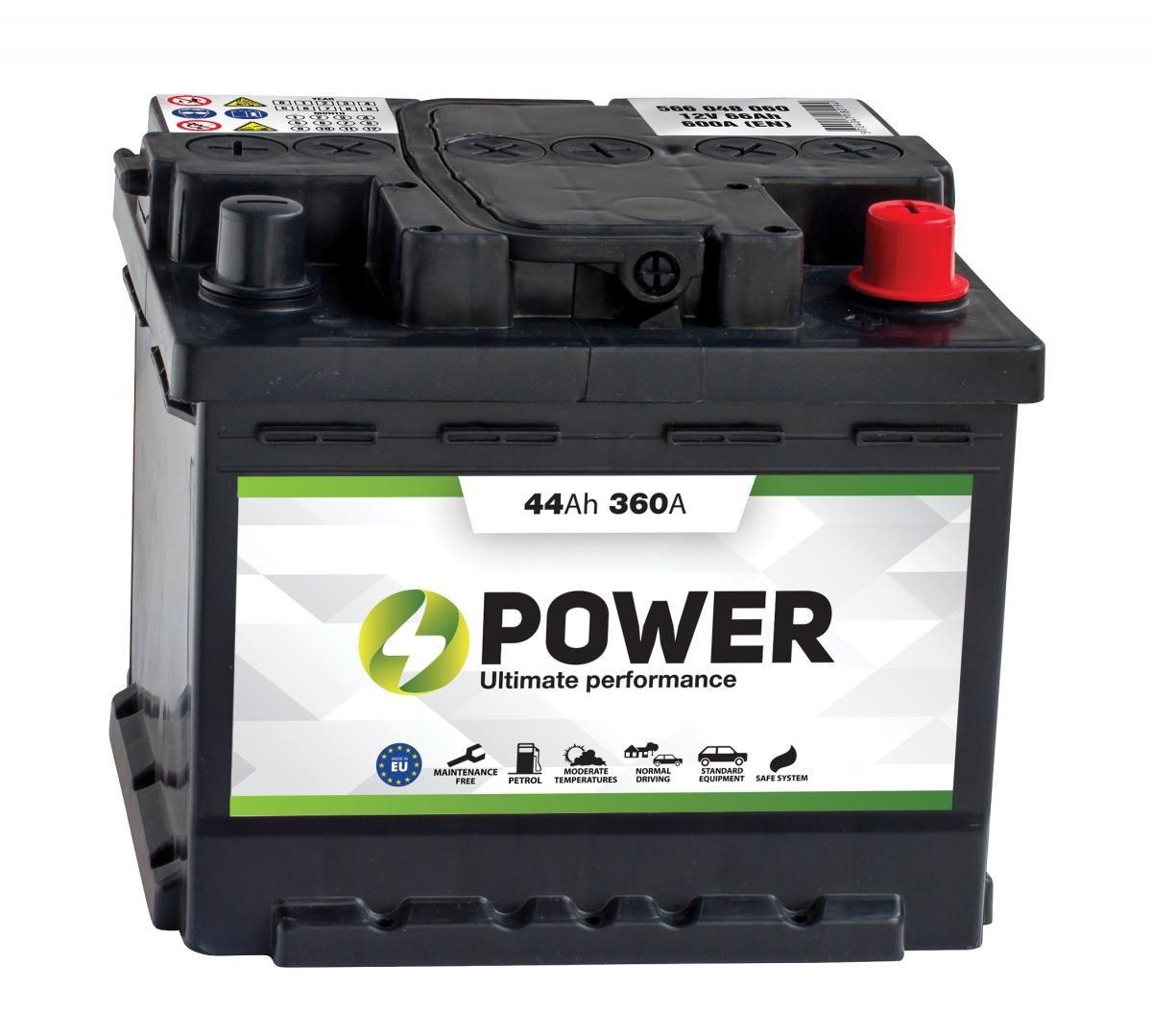 Акумулатор 12V S POWER 44Ah