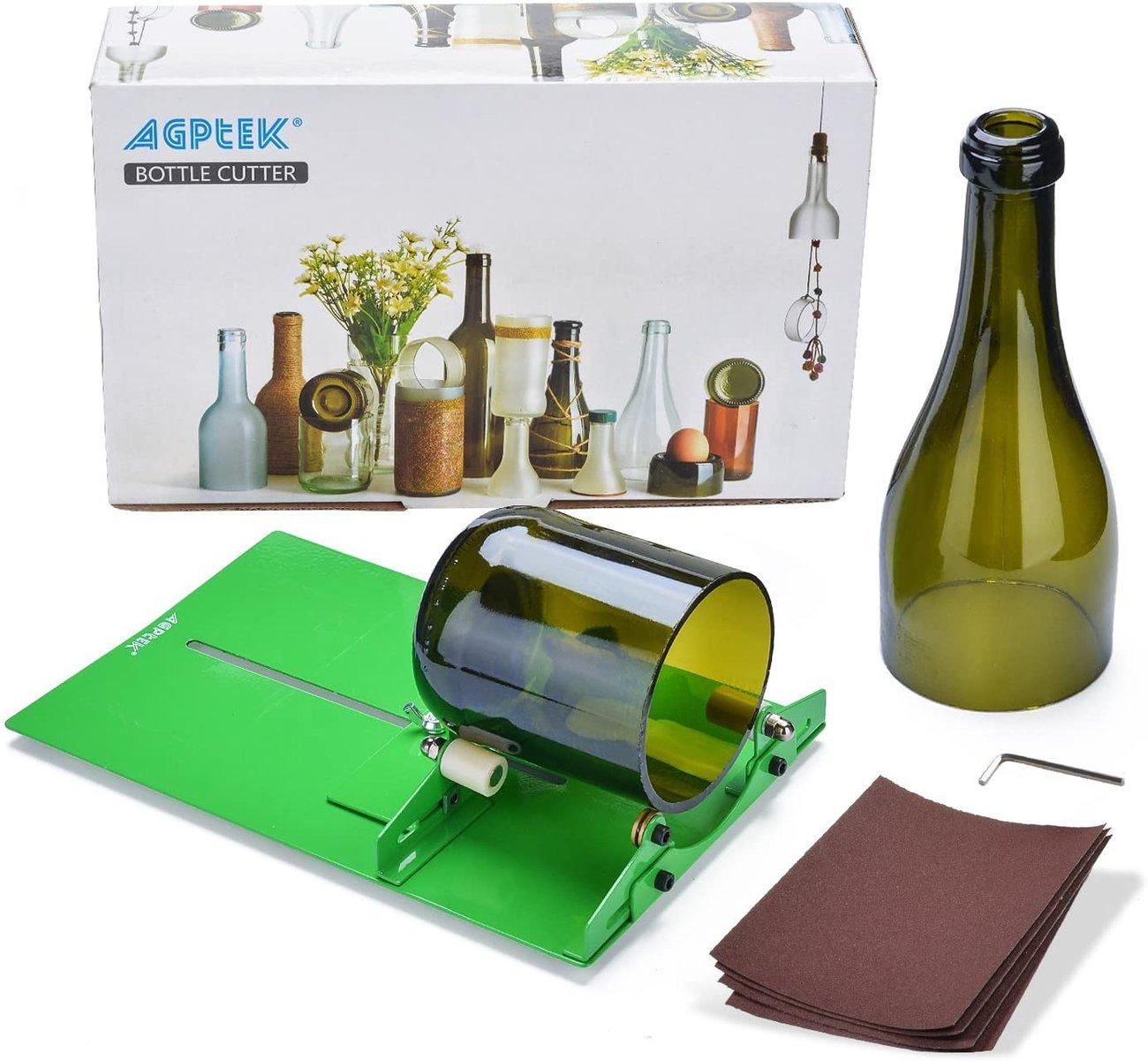 Инструмент за рязане на стъклени бутилки AGPtek UN-HS0073-EUUN