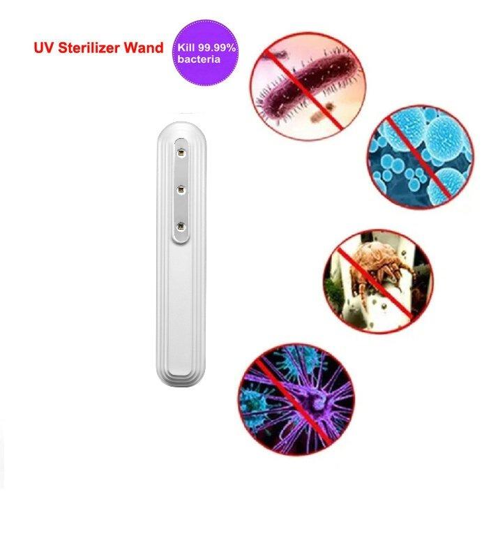 Портативна бактерицидна UV лампа NK-01 UV-C лампа дезинфекцираща стерилизатор