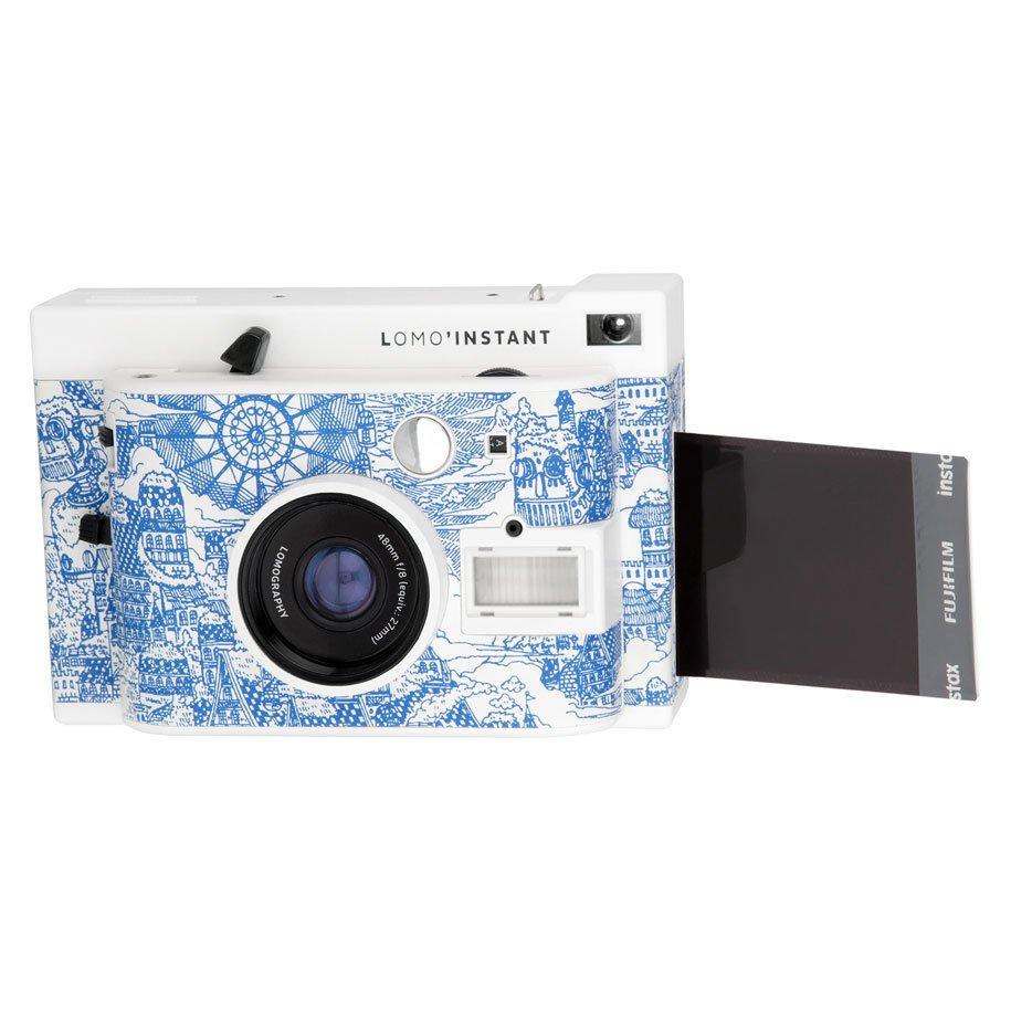 Фотоапарат за моментни снимки LOMO INSTANT EXPLORER