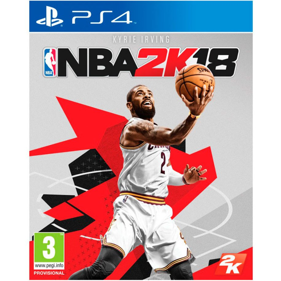 Игра NBA 2K18  PS4