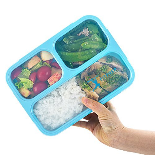 Кутии за храна Fitprep FP41-3S 3 броя кутии за обяд
