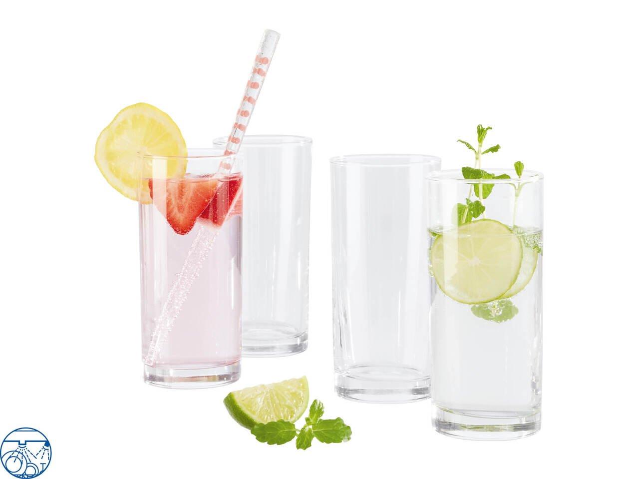 Стъклени чаши